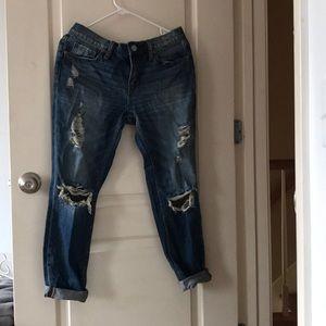 Urban boyfriend jeans